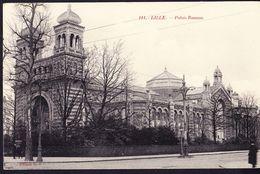 CPA - LILLE (59 - NORD) - PALAIS RAMEAU (N° 111) - ANIMEE - Lille