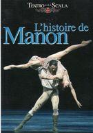 Teatro Alla Scala Milano 2011 - L'histoire De Manon - - Danza