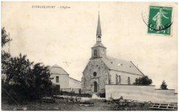 02 EVERGNICOURT - L'église - Autres Communes