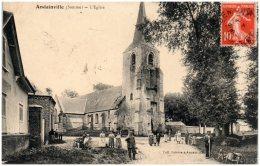 80 ANDAINVILLE - L'église - Autres Communes
