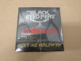 BLACK EYED PEAS Meet Me Halfway 2009 FR CD Single 2 Titres Cardsleeve - Collector's Editions