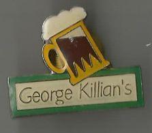 Pin's George Killian's - Beer