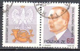 Poland 1989 World Post Day - Mi 3224 - Used - 1944-.... République