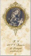 Santino - N.s. Del Ss.rosario Di Pompei - Images Religieuses