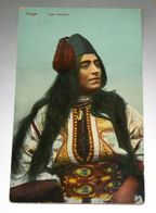 Type Marocain - Femme - Tanger