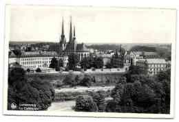 Luxembourg - La Cathédrale - Luxembourg - Ville
