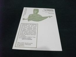 CAPITANO FRANCESCO DE MAESTRI GARIBALDINO SPOTORNESE 115° ANNIVERSARIO DELLA MORTE - Politische Und Militärische Männer