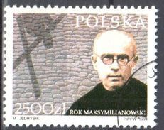 Poland  1994 Maximilian Kolbe - Mi 3510 - Used Gestempelt - 1944-.... Republic