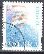 Poland 1993 Christmas - Mi 3474 - Used Gestempelt - Used Stamps