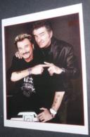 Carte Postale : Johnny Halliday Et Eddy Mitchell (2006) - Künstler