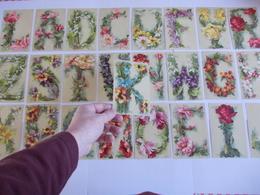 Lot De 26 Cartes Alphabet Complet De Catharina Klein Edition GB Paris - Postcards