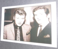 Carte Postale : Johnny Halliday Et Eddy Mitchell - Künstler