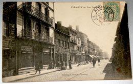 Firminy - Rue Nationale - Firminy