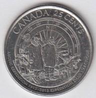 CANADA - 2013 Circulating 25¢ Coin 'Artic' - Canada