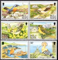 ROYAUME UNI (Ile De Man) - Oiseaux 1994 - Man (Ile De)