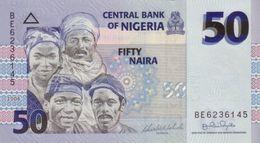 Nigeria 50 Naira 2006 Pick 35.a UNC - Nigeria