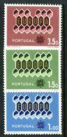 Portugal 1962. Michel #927/29 MNH/Luxe. Europa-CEPT - 1910-... República