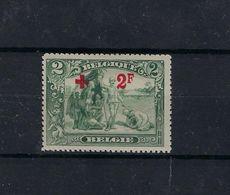 N°161 MNH ** POSTFRIS ZONDER SCHARNIER COB € 310,00 SUPERBE - 1918 Croix-Rouge