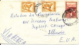 Argentina Cover Sent To USA 11-10-1967 ?? - Argentina