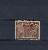 N°162 MNH ** POSTFRIS ZONDER SCHARNIER COB € 695,00 SUPERBE - 1918 Croix-Rouge