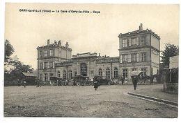 ORRY LA VILLE - La Gare D'Orry La Ville-Coye - Frankrijk