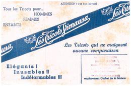 Tr J/Buvard Tricots Jimausa (Format 21 X 14) (N= 1) - Löschblätter, Heftumschläge
