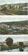Durbuy / Barvaux - Ensemble De 7 Cartes De L'Éditeur Dr. Trenkler, Leipzig (année 1904) - Durbuy