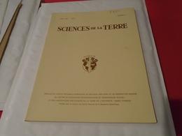 Géologie, Pétrographie, Geochimie : L'ENSEMBLE EFFUSIF ET HYPABYSSAL DES OPHIOLITES CORSES / SCIENCES DE LA TERRE 1978 - Sciences