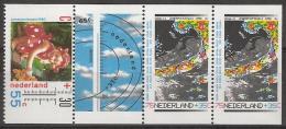 1990 Zomer Strook  NVPH 1447a,b,c D Postfris/MNH/** - 1980-... (Beatrix)
