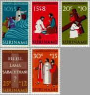 Suriname 1973 Pasen - Easter - NVPH 595 MNH** Postfris - Suriname ... - 1975