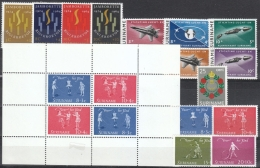 Suriname 1964 Year - Complete - MNH/**/Postfrisch - Surinam ... - 1975