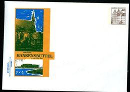 Bund PU111 D2/009 Privat-Umschlag KLOSTERKIRCHE ISENHAGEN 1980 - Klöster