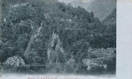 T.263.  Ponte Di CAVAGLIO - Verbania - 1907 - Italien