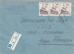 YUGOSLAVIA Cover Letter 15 - Ohne Zuordnung