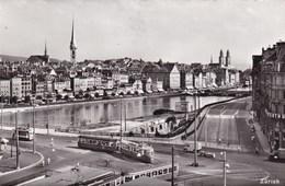 ZURICH /LES TRAMWAYS (dil344) - ZH Zürich