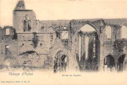 Abbaye D'AULNE - Ruines De L'Eglise - Thuin