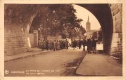 BEAURAING - Le Pont Du Chemin De Fer - De Spoorbrug - Beauraing