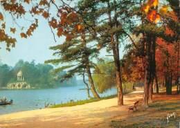 CPM - 94 - BOIS De VINCENNES - Le Lac Daumesnil Et Le Temple D'Amoor - Vincennes