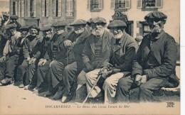 H63 - 29 - DOUARNENEZ - Finistère - Le Banc Des Vieux Loups De Mer - Douarnenez