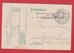 Feldpostkarte -  45 Res Div  -  12/6/1915 - Guerre 1914-18