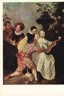 MUSEE DE CHARTRES - WATTEAU Azelier - Le Conteur - Musées