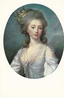 MUSEE DE CHARTRES - M.L.E. VICEE-LEBRUN ( 1755-1842 ) Portrait De La  Comtesse Du Cluzel - Musées