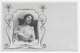 Alice Bonheur - Reutlinger - Dos Simple - Théâtre