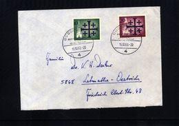 Deutschland / Germany Berlin 1963 Interessanten Brief - Berlin (West)