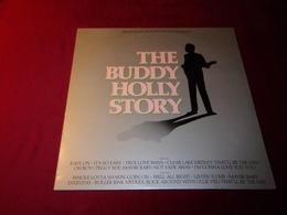 BOF  ° THE BUDDY HOLLY STORY - Soundtracks, Film Music