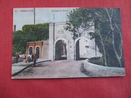 Gibraltar Southport Gates  -ref 2859 - Gibraltar