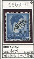 Rumänien - Roumenie - Rumania - Romania - Michel 1028 - Oo Oblit. Used Gebruikt - Gebraucht