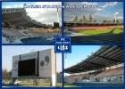 AK Linzer Stadion Postkarte Stadium Gugl Linz Österreich Austria Terrain Sports Ground Stade Sportplatz Stadio Estadio - Fussball