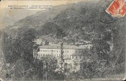 Marcols-les-Eaux (Ardèche) - Usines De L'Impériale (Salomon-Colombier Propriétaire) - Edition C. Artige - France
