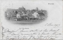 SEINE Et MARNE-PROVINS La Ville Haute-MO - Provins